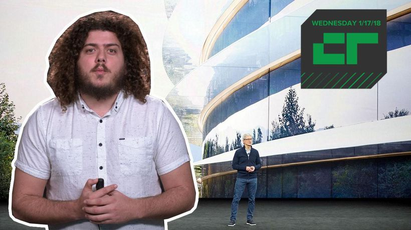 Crunch Report - Apple pledges $350 billion investment in U.S. economy