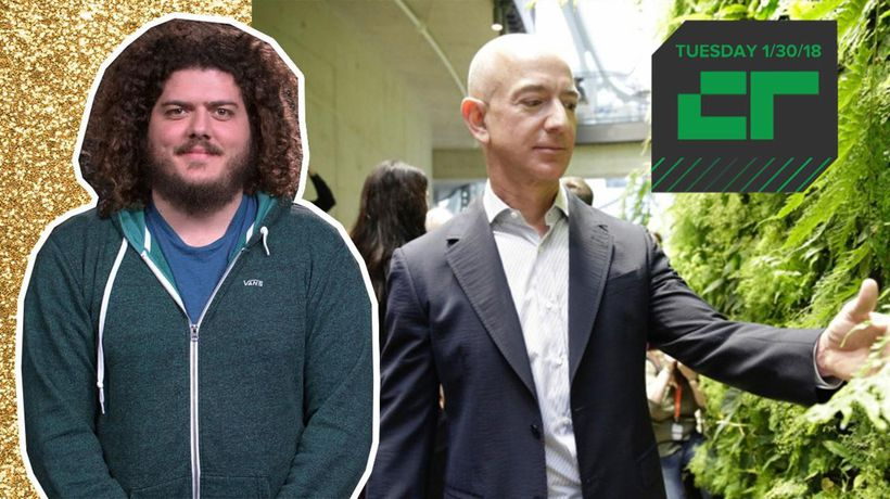 Crunch Report - Amazon, JPMorgan and Berkshire Hathaway are building a healthcare company