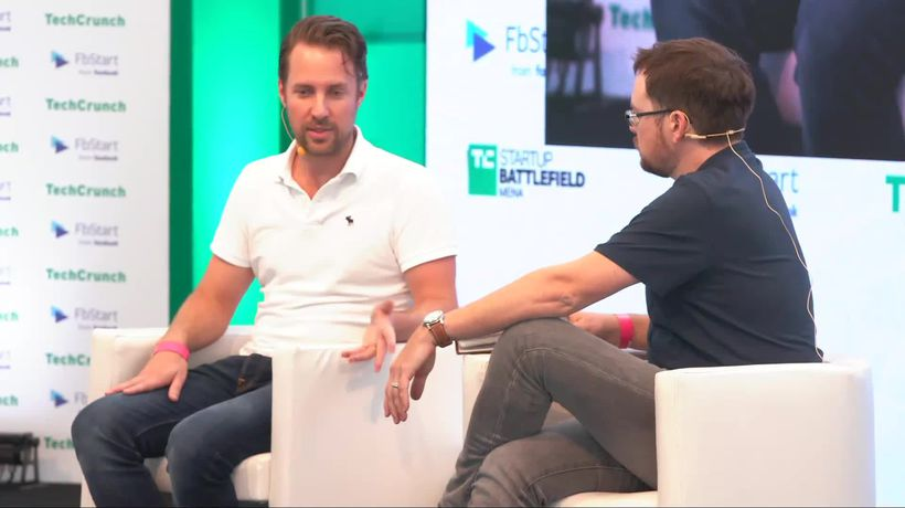 Fireside Chat with Magnus Olsson (Careem)