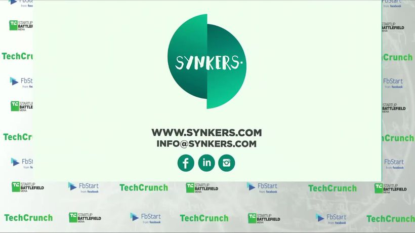 Startup Battlefield Mena 2018: Synkers