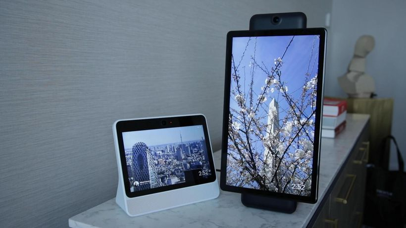 Hands on with the Facebook Portal