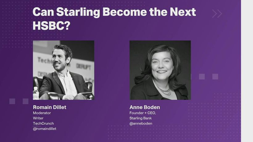 Can Starling Become the Next HSBC with Anne Boden (Starling Bank)