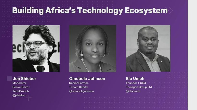 Building Africa's Technology Ecosystem