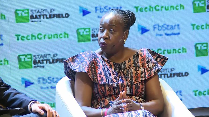 Fireside Chat with Funke Opeke (Main One) | Battlefield Africa 2018
