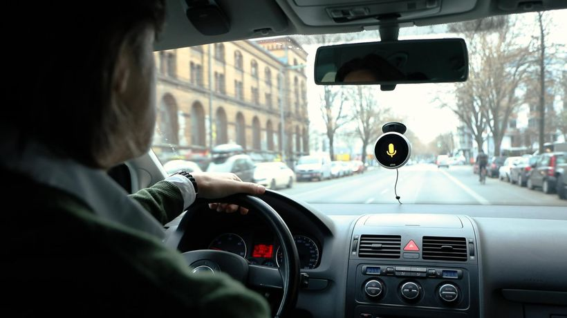 Chris is a gesture-based assistant for your car
