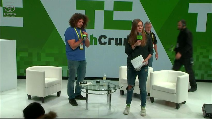 Afternoon TechCrunch Trivia at CES 2017 Day 2