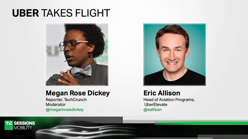 Uber Takes Flight with Eric Allison (Uber Elevate)