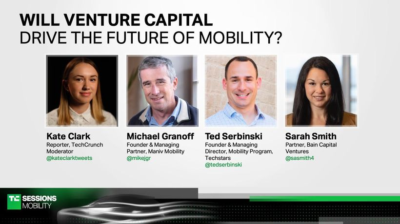 Will Venture Capital Drive the Future of Mobility? With Michael Granoff (Maniv Mobility), Ted Serbin