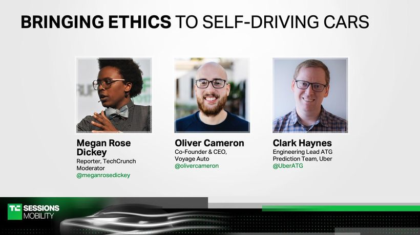 Bringing Ethics to Self-Driving Cars with Oliver Cameron (Voyage) and Clark Haynes (Uber)