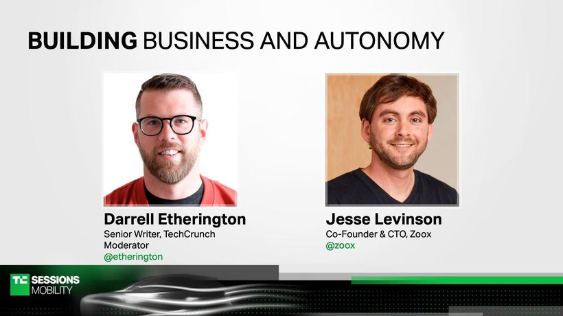 Building Business and Autonomy with Jesse Levinson (Zoox)