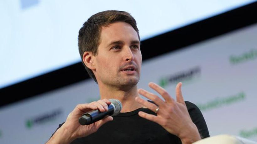 Snap Stays Sticky with Evan Spiegel (Snap)