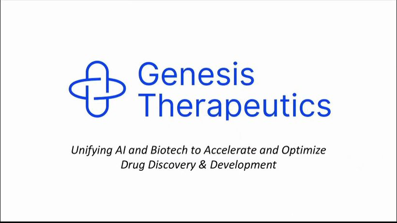 Startup Battlefield Competition: Session 3 - Genesis Therapeutics