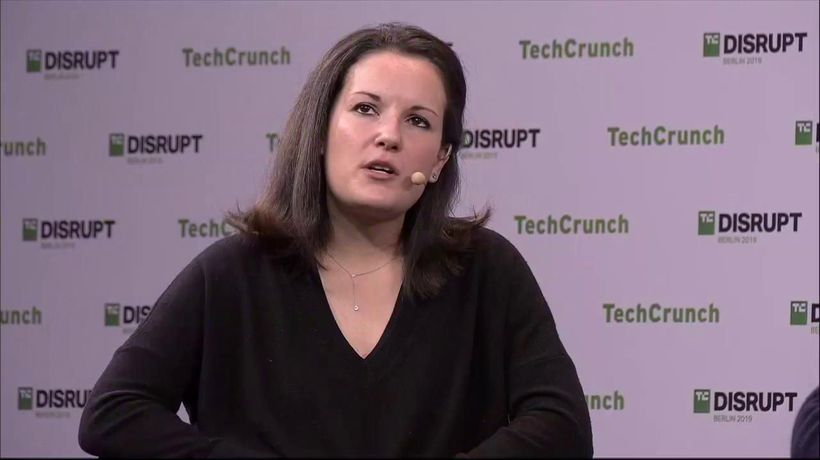 Carolina Brochado speaks on the differences between Softbank & Atomico
