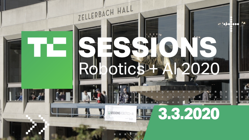 TechCrunch Sessions: Robotics & AI