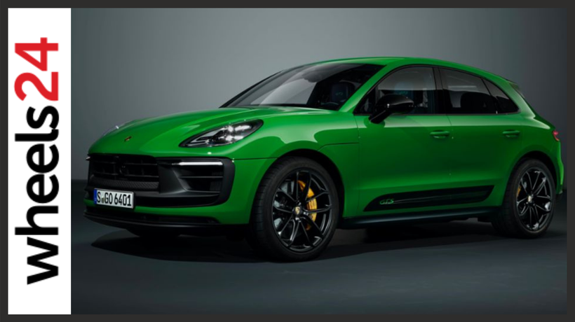 Coming in January 2022: All-new Porsche Macan revealed