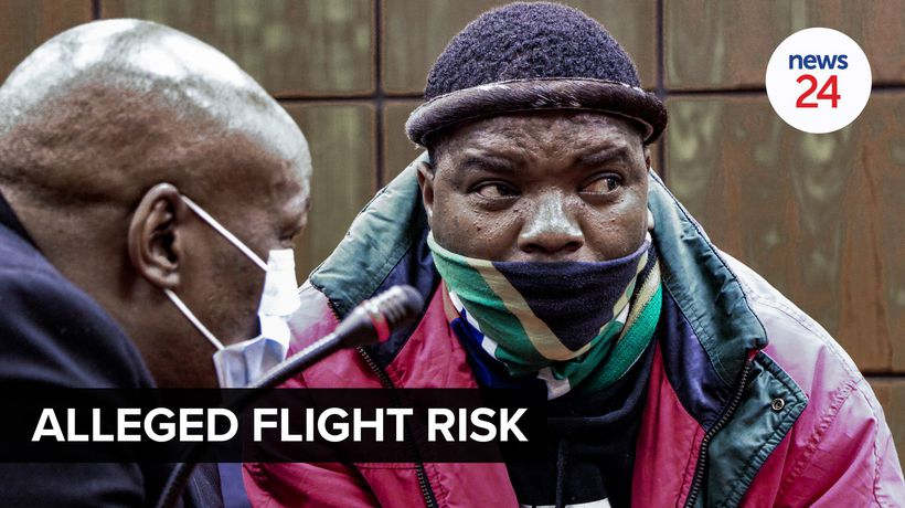WATCH | Former DJ Ngizwe Mchunu labeled a flight risk after allegedly fleeing in private jet