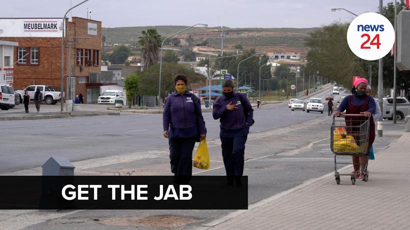 WATCH | Vredendal community urges everyone to get the Covid-19 vaccine