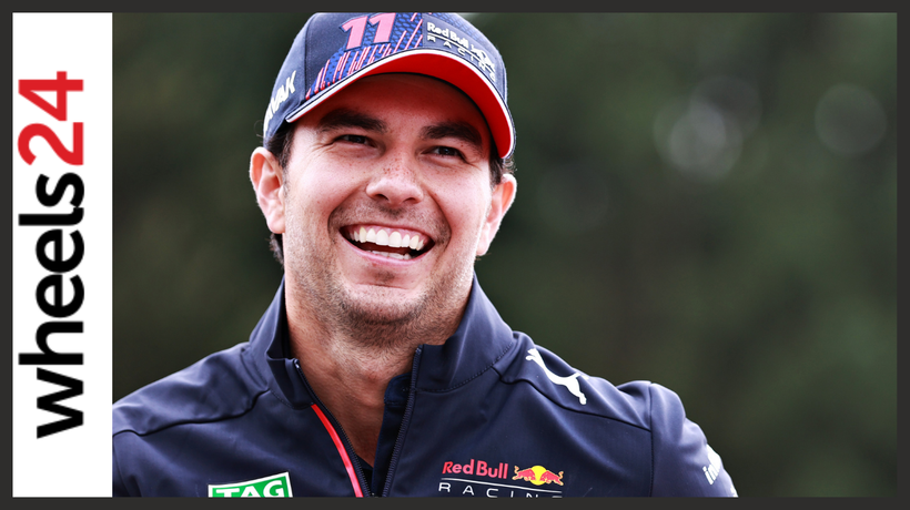 Sergio Perez signs 2022 F1 contract with Red Bull Racing