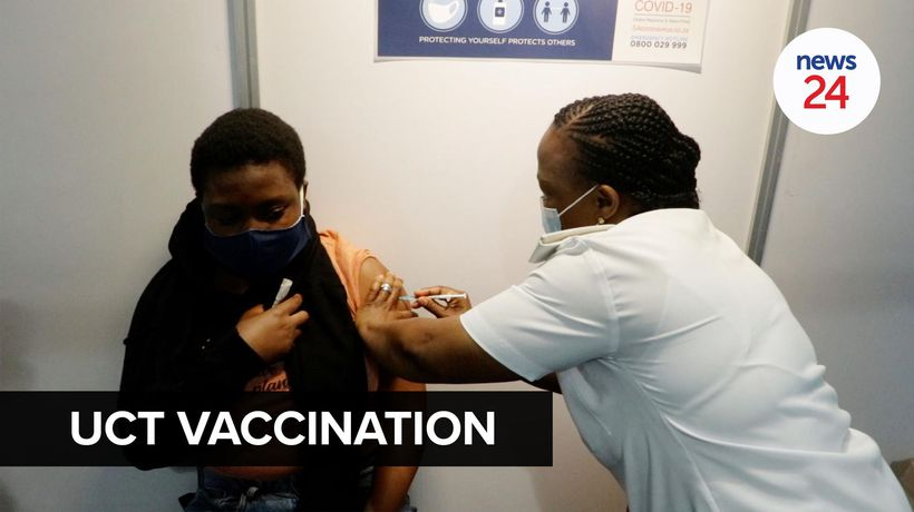 WATCH | UCT launches vaccination site for students and the surrounding community