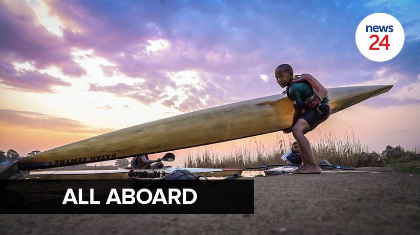 WATCH | All aboard! Meet the Soweto canoe club helping youth overcome their fear of water