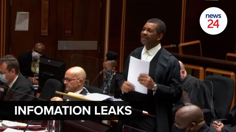 WATCH | Document leaks: Advocate Dali Mpofu wants Billy Downer removed as prosecutor