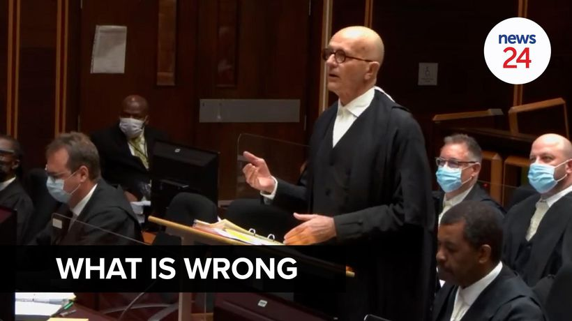 WATCH | NPA doctors find Zuma is fit to stand trial, even as his doctors dispute this