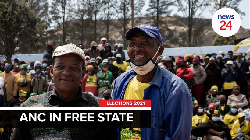 WATCH | 'Ramaphosa is a crook, he won't change anything' - ANC campaigns in Free State