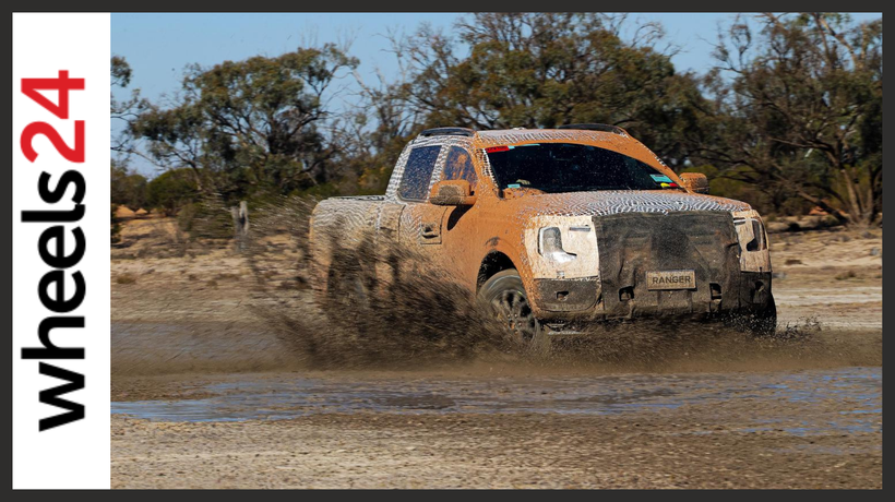 Tested to Extremes: Next-gen Ranger's punishing path to customers