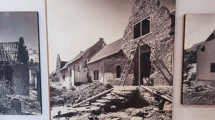 Tulbagh Remembers: It's been 50 years since South Africa's most devastating earthquake