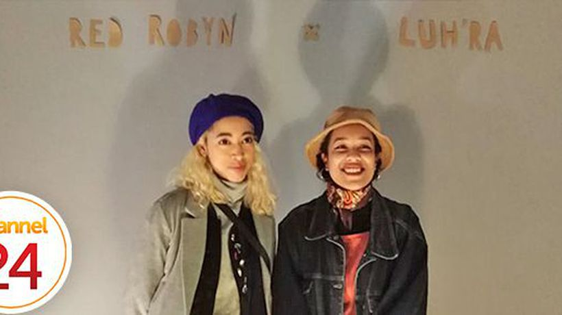We fell in love with Red Robyn and Luh'ra at a one-night-only show in Cape Town