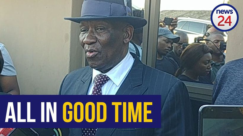 WATCH: Bheki Cele says Senzo Meyiwa's case is highly prioritised - special unit has been created