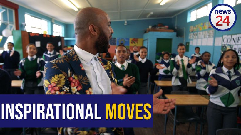 WATCH: Inside the Bishop Lavis classroom where a viral dance sensation was born