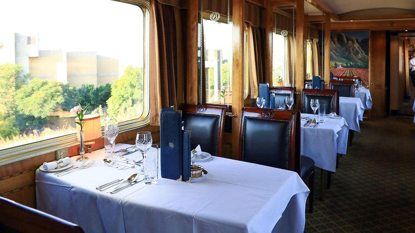 All aboard: Tourists share just what makes SA's Blue Train a legacy sleeper train experience