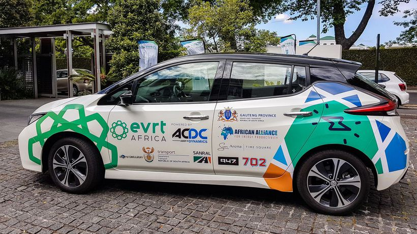 The electric future of transport in South Africa