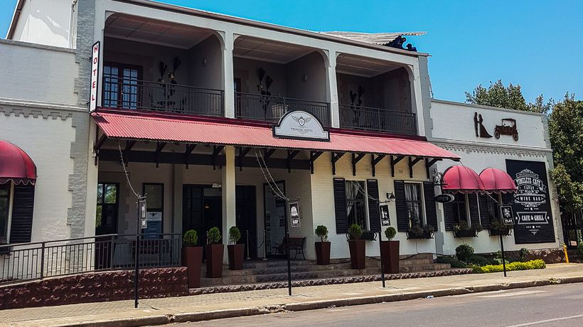 A wild treasure hunt is the best way to see this SA mining town