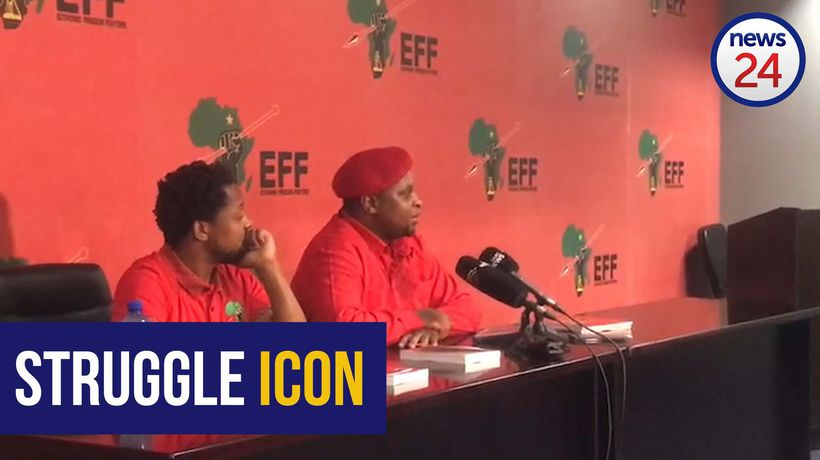 WATCH | EFF sends its condolences to the Turok family