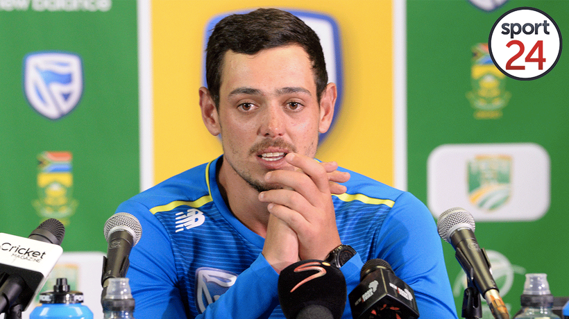 De Kock believes Centurion wicket is going to be tough for batsman