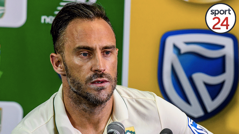 Faf admits beating England was much-needed after 'tough' season