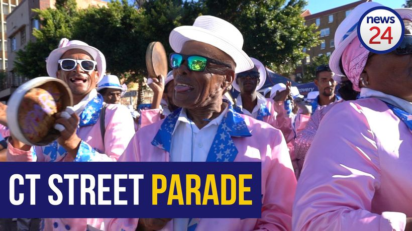WATCH | ICYMI: Cape Town Street parade in 60 seconds