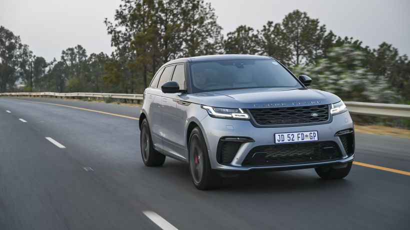 Range-topping Range Rover Velar SVA now available in South Africa