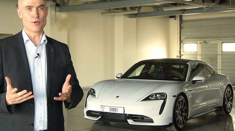 How the Taycan electric car stays true to Porsche's DNA