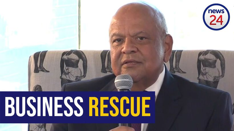 WATCH | SAA business rescue practitioners have final say says Gordhan