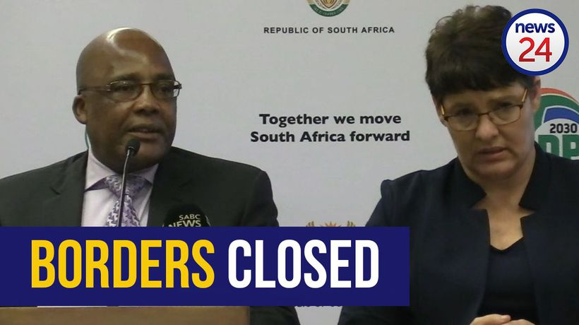WATCH | Marriage certificates will not be issued, borders close and Home Affairs on skeleton staff