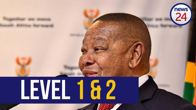 WATCH | Level 2: All first-years and students who need laboratory and technical equipment to return