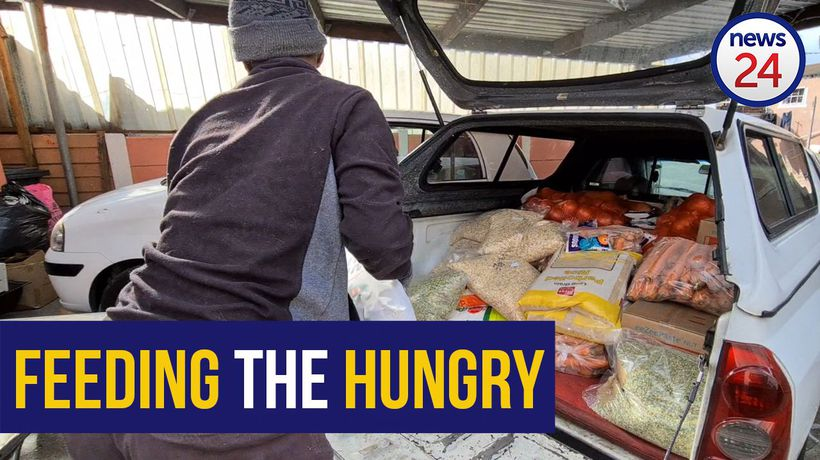 WATCH | Ladles of love: a food charity's journey from donations to the hungry