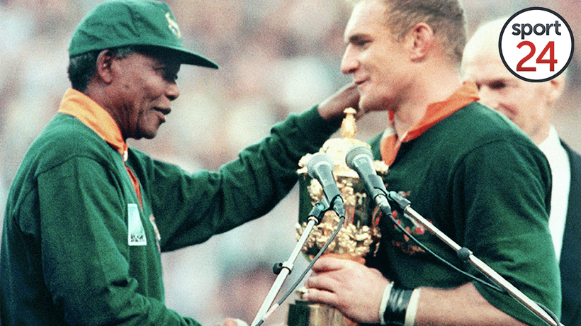 25 years ago: 10 stats and facts from the Springboks' 1995 Rugby World Cup triumph