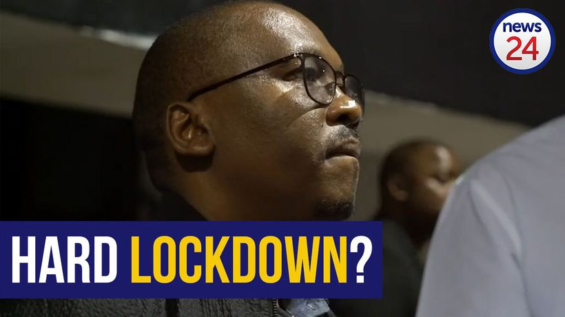 WATCH | Bandile Masuku says intermittent lockdown can help give healthcare workers 'time to breathe'