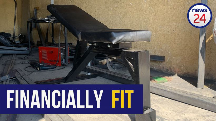 WATCH | Joburg gym enthusiast creates own equipment and jobs after losing income during lockdown