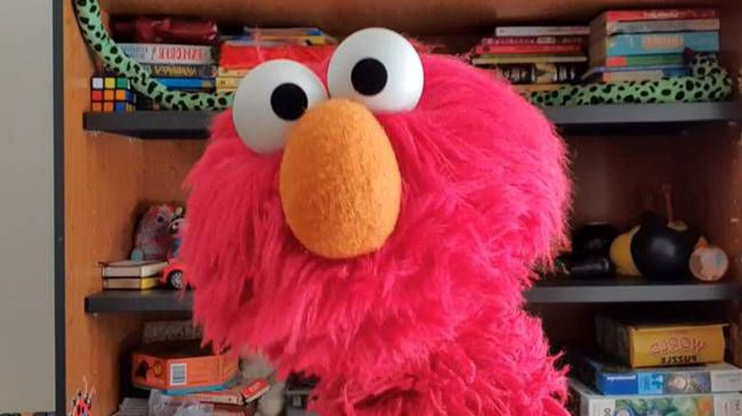 Elmo has a special message for Parent24 readers!