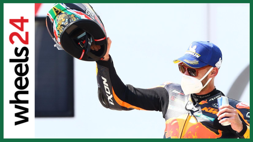 MotoGP's Brad Binder on his first win in the premier class